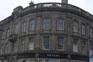 Yates pub quiz