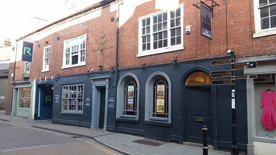 Old Greyhound pub quiz