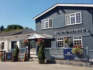 the black horse pub quiz