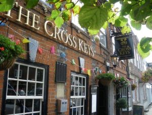cross keys pub quiz