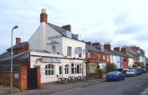 Oxford Blue Pub Quiz