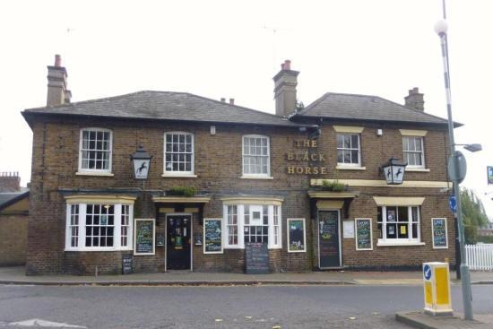 Black Horse pub quiz