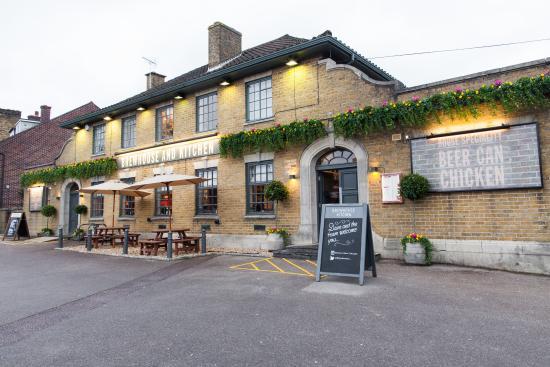 Brewhouse and kitchen Southampton pub quiz