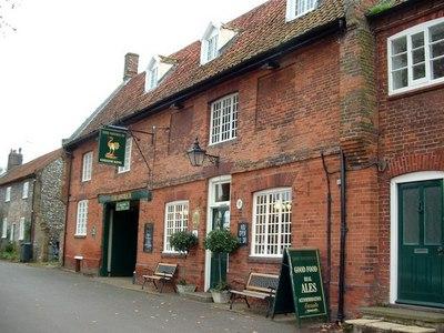 Ostrich Inn pub quiz