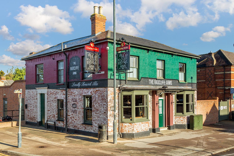 Radcliffe Arms Pub Quiz