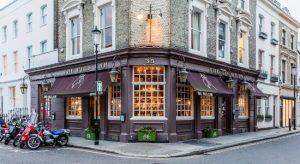 Chelsea pig pub quiz