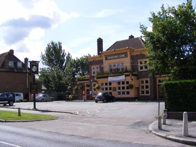 Strafford Arms pub quiz